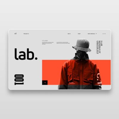 X/Lab Web Design